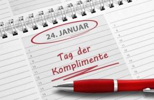Notiz:Tag der Komplimente