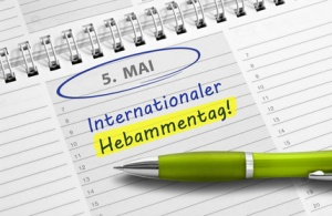 Notiz: Internationaler Hebammentag
