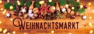 Weihnachtsmarkt  -  Weihnachtsdekoration